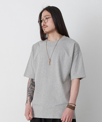 365 Overfit T-Shirts Grey