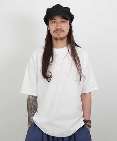 365 Overfit T-Shirts Off White