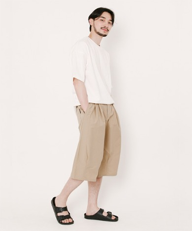 Tommy Balloon Shorts Beige